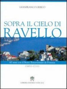 Copertina di 'Sopra il cielo di Ravello'