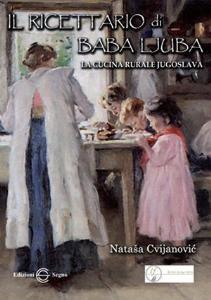 Copertina di 'Il ricettario di Baba Ljuba'