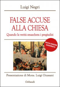 Copertina di 'False accuse alla Chiesa'