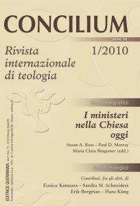 Concilium - 2010/1