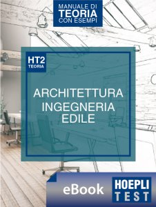 Copertina di 'Hoepli Test 2 - Architettura'