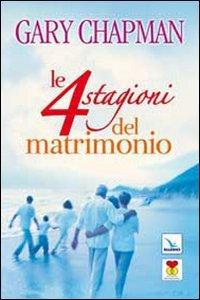 Copertina di 'Le 4 stagioni del matrimonio'