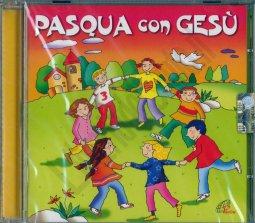 Copertina di 'Pasqua con Gesù'