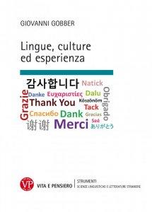 Copertina di 'Lingue, culture ed esperienza'