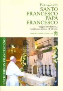 Copertina di 'Santo Francesco'