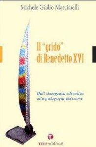 Copertina di 'Il grido di Benedetto XVI'