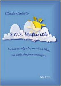 Copertina di 'S.O.S. Maturità'