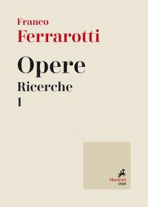 Copertina di 'Opere. Ricerche. Volume 1'