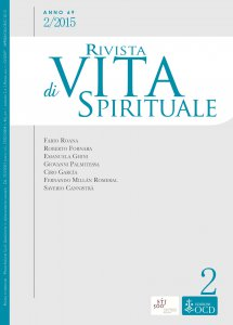 Rivista di Vita Spirituale - 2015/2