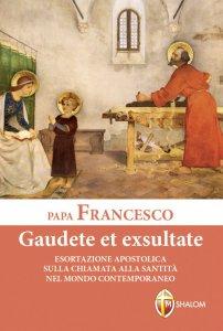 Copertina di 'Gaudete et exsultate. Edizioni a caratteri grandi'