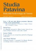 Studia Patavina 2017/3
