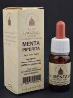 Immagine di 'Olio essenziale menta piperita 12 ml.'