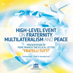 Copertina di 'High-level Event on Fraternity, Multilateralism and Peace'