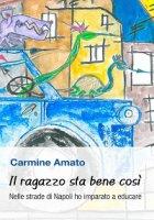 Ragazzo sta bene così. Nelle strade di Napoli ho imparato a educare (Il) - Carmine Amato