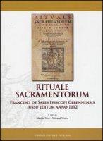 Rituale Sacramentorum - Manlio Sodi, Morand Wirth