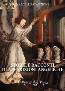 Copertina di 'Storie e racconti di apparizioni angeliche'
