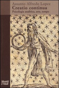 Copertina di 'Creatio continua. Psicologia analitica, arte, tempo'