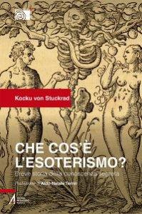 Copertina di 'Che cosa è l'esoterismo?'