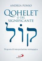 Qohelet o del significante - Andrea Ponso