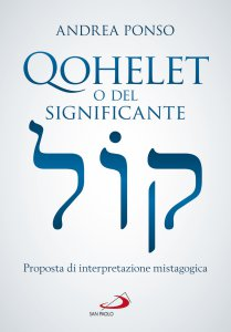 Copertina di 'Qohelet o del significante'