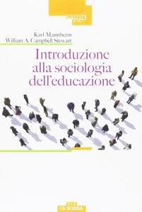 Copertina di 'Introduzione alla sociologia dell'educazione'