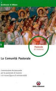 Copertina di 'La comunità pastorale'