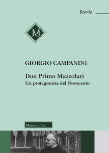 Copertina di 'Don Primo Mazzolari'