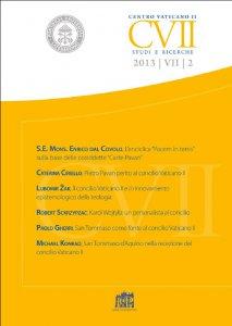 Copertina di 'Il concilio Vaticano II e il rinnovamento epistemologico della teologia'