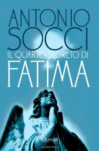 Copertina di 'Il quarto segreto di Fatima'