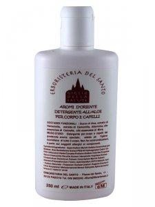Copertina di 'Detergente corpo e capelli Aromi d'Oriente (250 ml)'