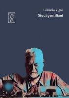 Studi gentiliani - Vigna Carmelo