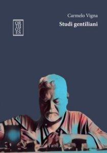 Copertina di 'Studi gentiliani'
