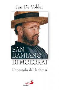 Copertina di 'San Damiano di Molokai'