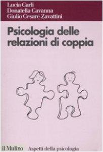 Copertina di 'Psicologia delle relazioni di coppia'
