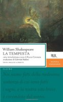 La tempesta. Testo inglese a fronte - Shakespeare William