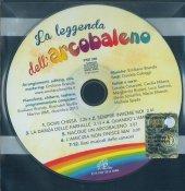 Immagine di 'La leggenda dell'arcobaleno - Libro+CD'