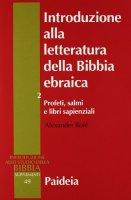 Introduzione alla letteratura della Bibbia ebraica vol.2 - Alexander Rof�