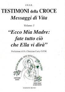 Copertina di 'Testimoni della croce vol.3'