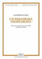 Un paradigma inesplorato - Leonardo Giuliano