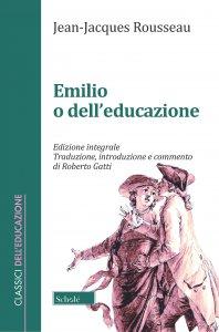 Copertina di 'Emilio o dell'educazione'