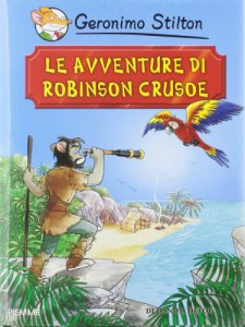 Copertina di 'Le avventure di Robinson Crusoe'