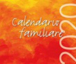 Copertina di 'Calendario familiare 2020'