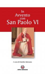 Copertina di 'In avvento con San Paolo VI'