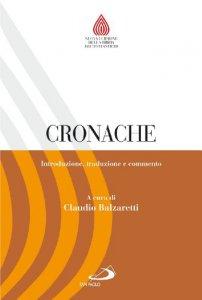 Copertina di 'Cronache'