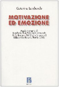 Copertina di 'Motivazione ed emozione'