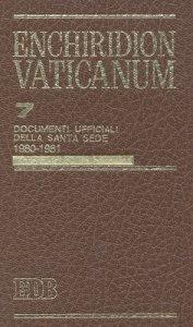 Copertina di 'Enchiridion Vaticanum. 7'
