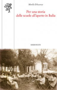 Copertina di 'Per una storia delle scuole all'aperto in Italia'
