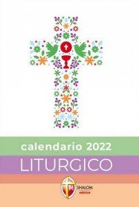 Copertina di 'Calendario liturgico 2022'
