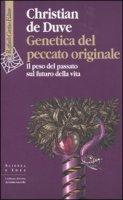 Genetica del peccato originale - De Duve Christian