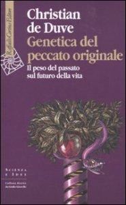 Copertina di 'Genetica del peccato originale'